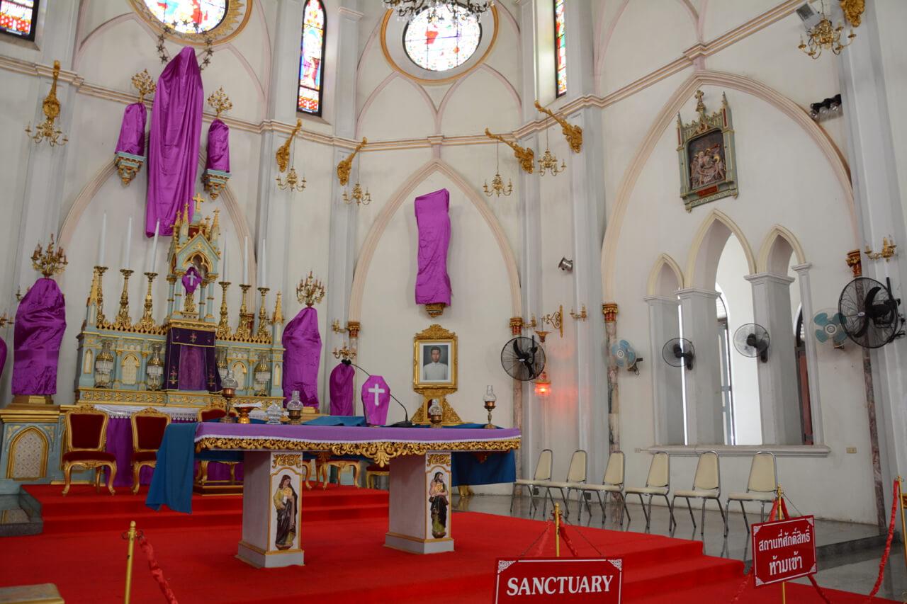 聖母院百年教堂